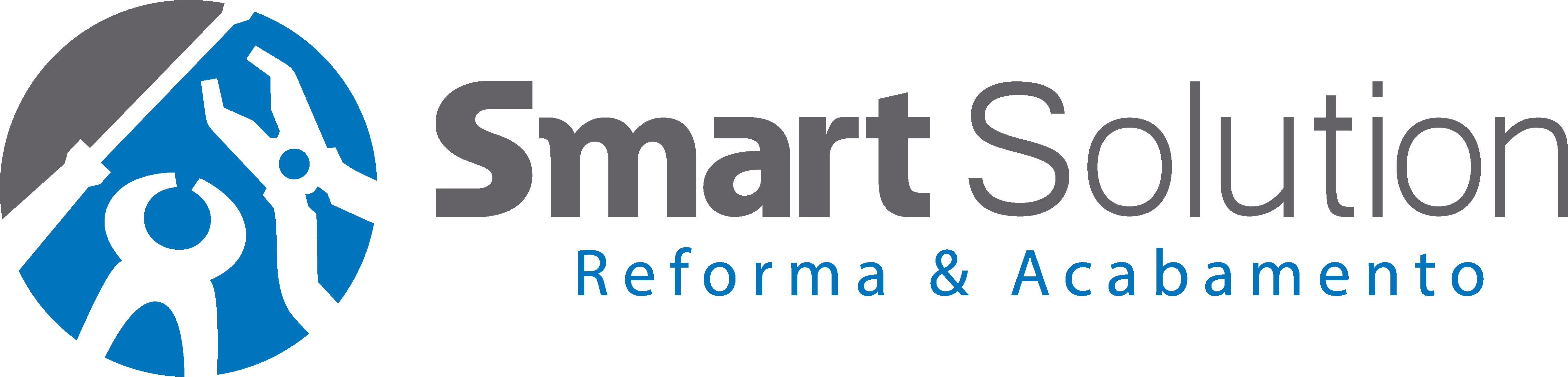 Logo Smart Solution | Reforma e Acabamento